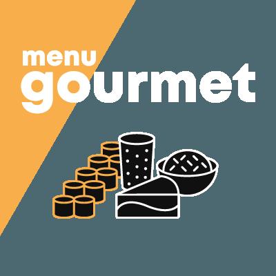 Menu Gourmet