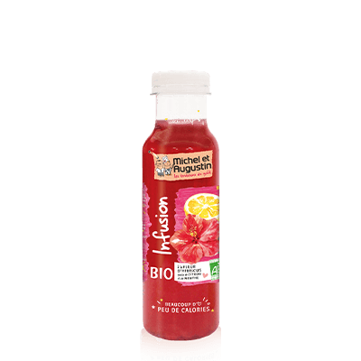 Infusion Hibiscus BIO - 33cl