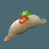 sushi-daurade