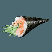 Temaki Saumon Spicy