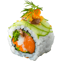 Roll Saumon Gravlax