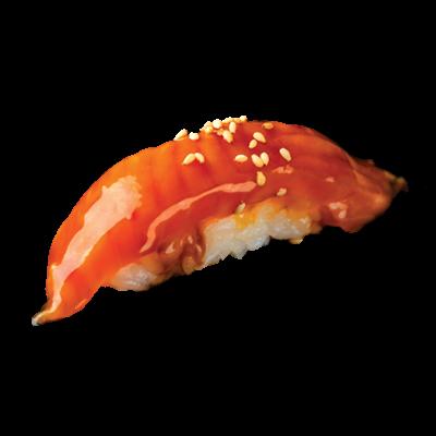 Sushi Saumon Teriyaki
