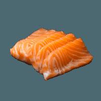Sashimi saumon 5pcs