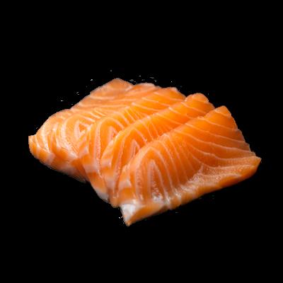 Sashimi Saumon - 5 pièces