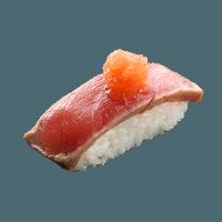 Sushi Tuna Zuke & Tomato