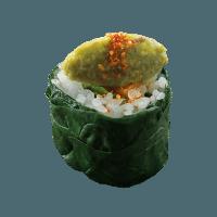 Maki Spinach & Tempura