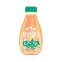 Evian infused Kusmi Tea Menthe