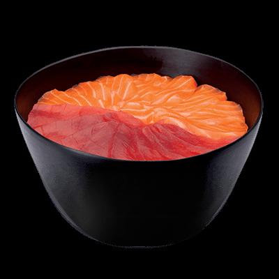 Chirashi Mixte Thon Saumon