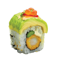Tempura Dragon Roll