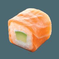 Salmon Roll Avocado