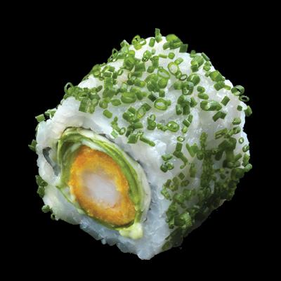 California Spicy Green Tempura