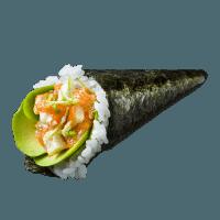 Temaki Citrus Salmon