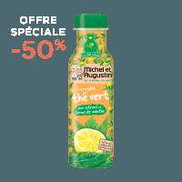 Thé vert Michel & Augustin 33cl