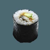 Maki Anguille du japon avocat