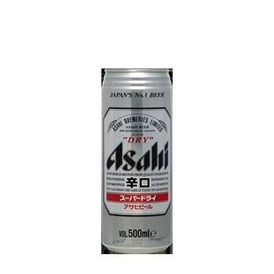 Bière Asahi 50cl
