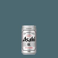 Bière Asahi 35cl canette
