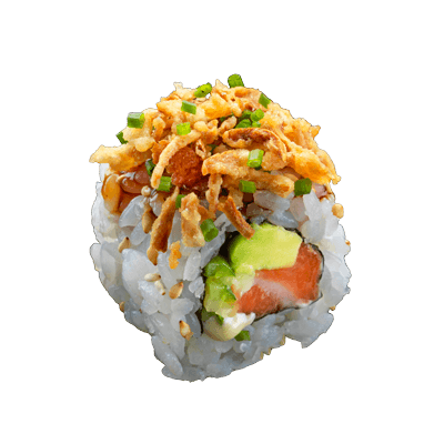 Crispy saumon