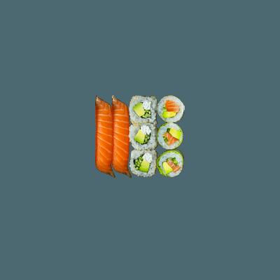 Little Veggie Salmon