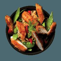 Poke bowl poulet