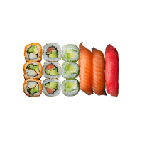 Mix Sushi & Roll