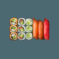 mix-sushi-roll