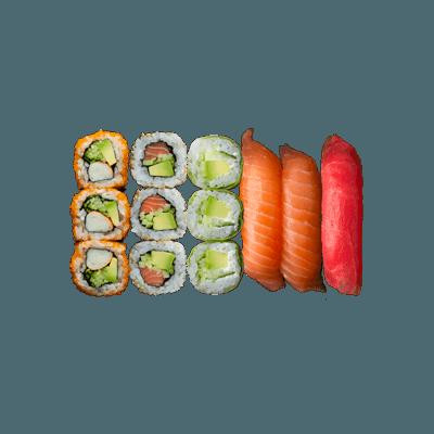 Mix Sushi & Roll