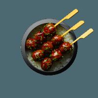 brochettes-boulettes-de-poulet