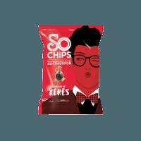 Chips au vinaigre de xeres