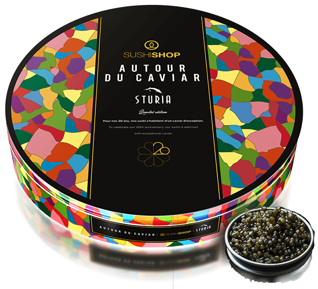 Autour du caviar